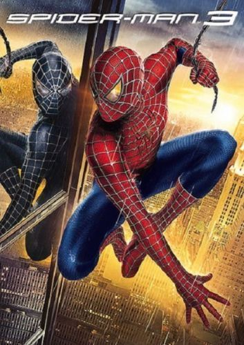 DVD Marvel Spider-man 3