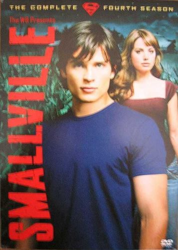 DVD SERIE smallville saison 4 vol 1 - 2204