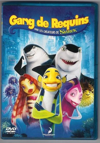 DVD gang de requins 2005