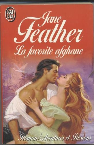 LIVRE Jane Feather la favorite du sérail 1993 j'ai lu n°3348