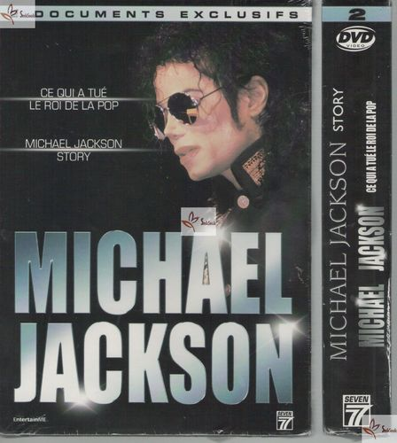 DVD Michael Jackson ce qui a tué le roi de la pop Michael Jackson Story 2 document exclusif  2010