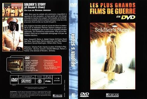 DVD Les plus grands films de guerre Soldier's story 2003