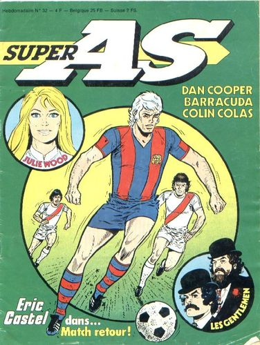 BD revue super as  N°32 -1979