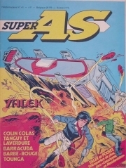 BD revue super as  N°41 -1979