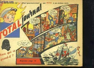 BD total journal N°42 -1964