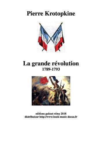 EBOOK pierre Krotopkine la grande révolution 2018