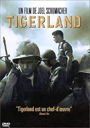 DVD tigerland colin farrel 2002