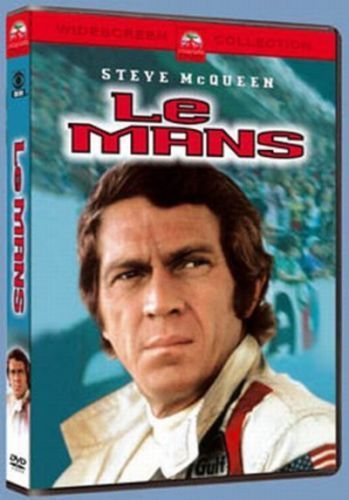 DVD le mans steve mc queen 1971/ 2003