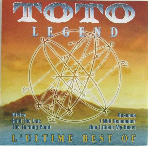 CD toto l'ultime best of - 1996