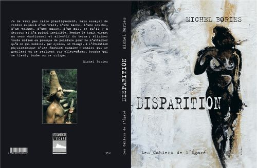 LIVRE michel bories disparition 2007