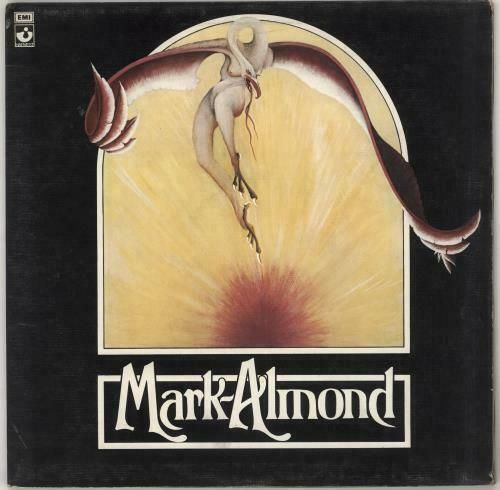 VINYL 33 T mark almond rising 1972