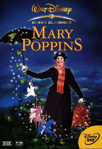 DVD Mary Poppins Walt Disney 2002